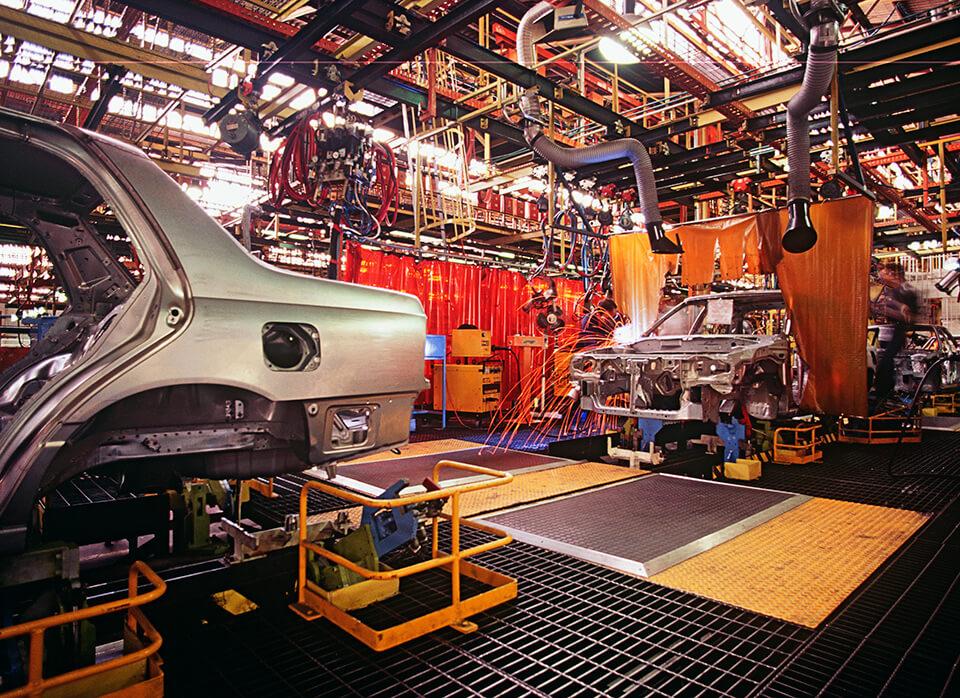 magneti so nepogrešljivi v avtomobilski industriji