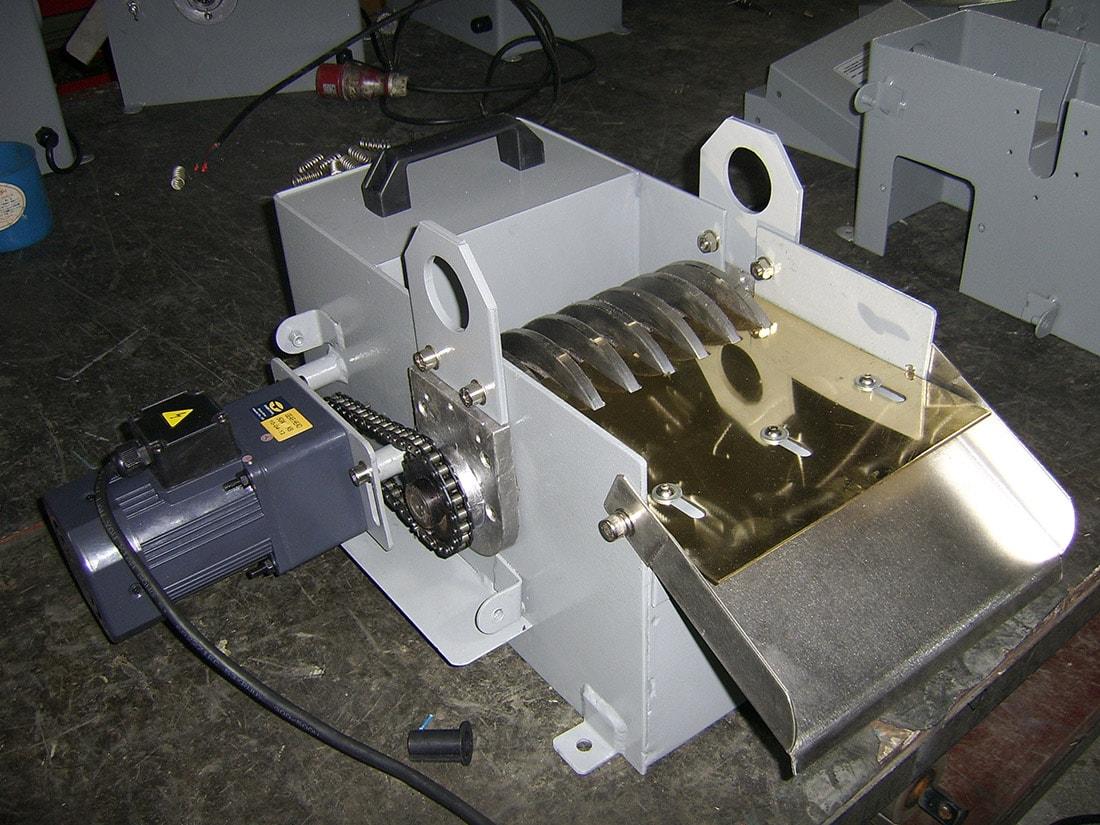 magnetni separatorji oziroma filtri za emulzijo